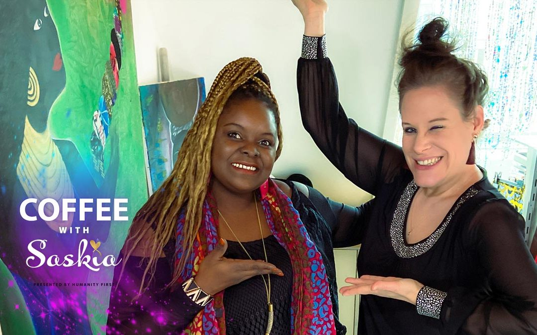 Coffee With Saskia – Mama Africa (mit: Claudia Masika)