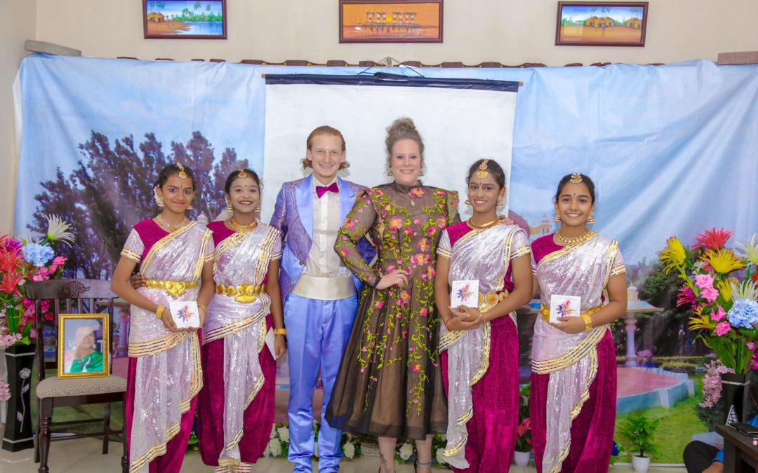 Swiss-India arts project