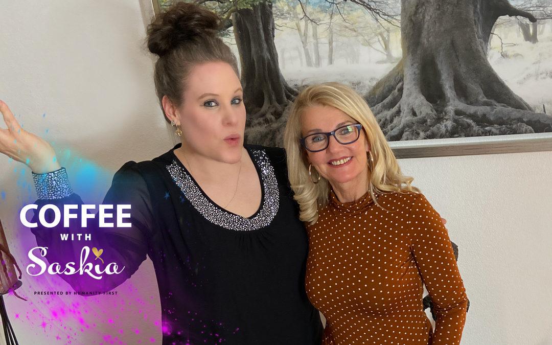 Coffee With Saskia – Excitement in the neighborhood (with: Hildegard Persyn)