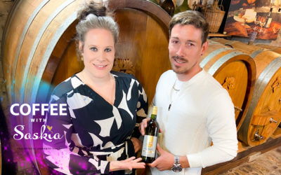 Coffee with Saskia – Winery with a heart (with: Philippe Giauque)