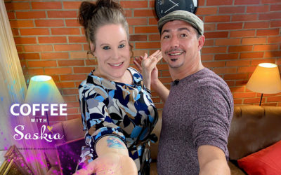 Coffee with Saskia – Magic in everyday life (with: Gervasio Wimper)